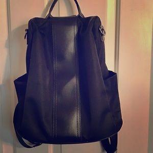 Medium sized security backpack